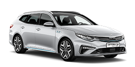 Der neue Optima Sportswagon Plug-in Hybrid